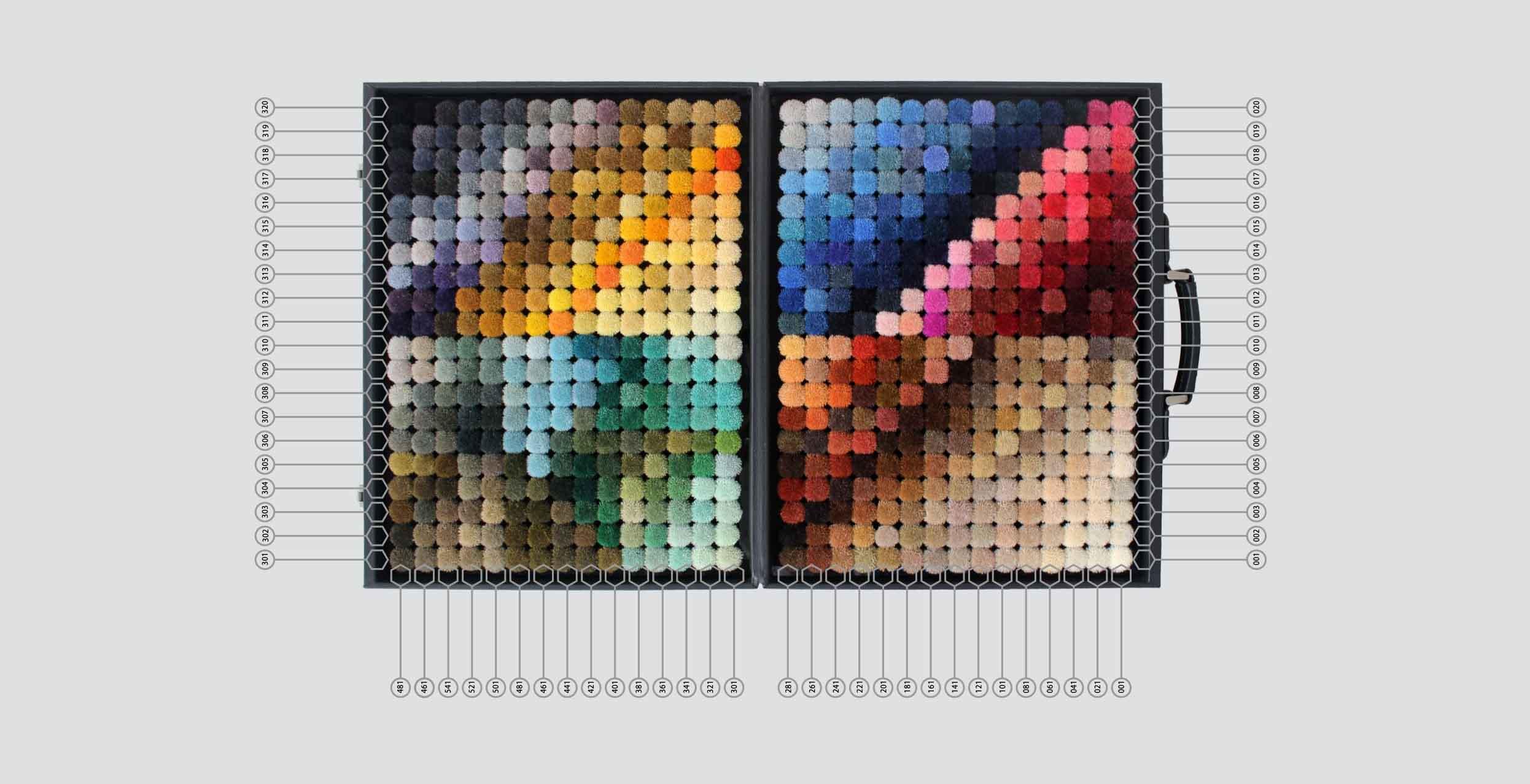 ARS Color - 600 S Box